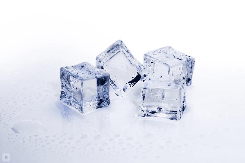 лед для лица