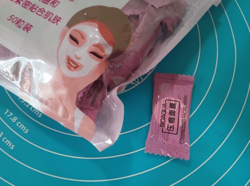 прессованные маски таблетки