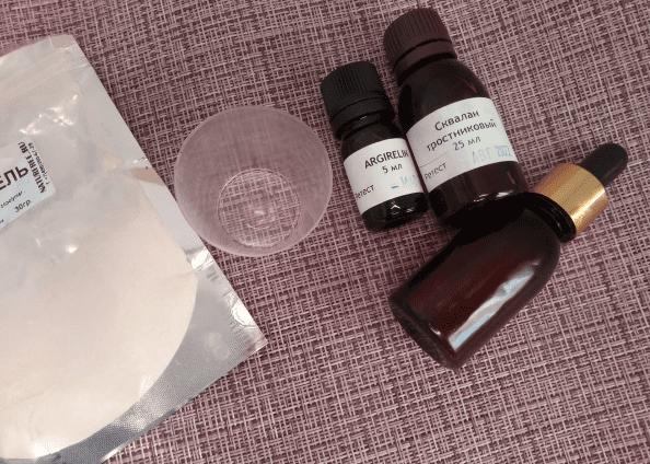 ингредиенты для сыворотки ботокс эффект