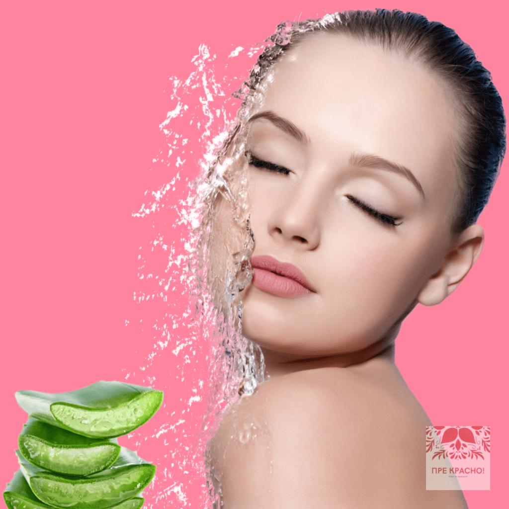 активы для увлажнения кожи
