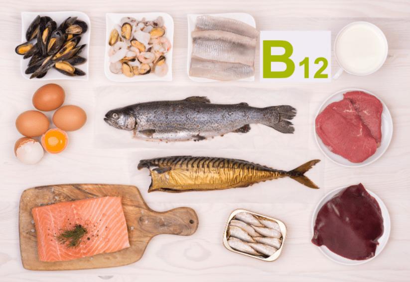 витамин в12, дефицит витамина в12