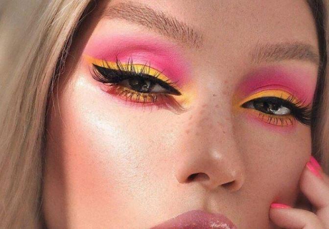 макияж 2021
