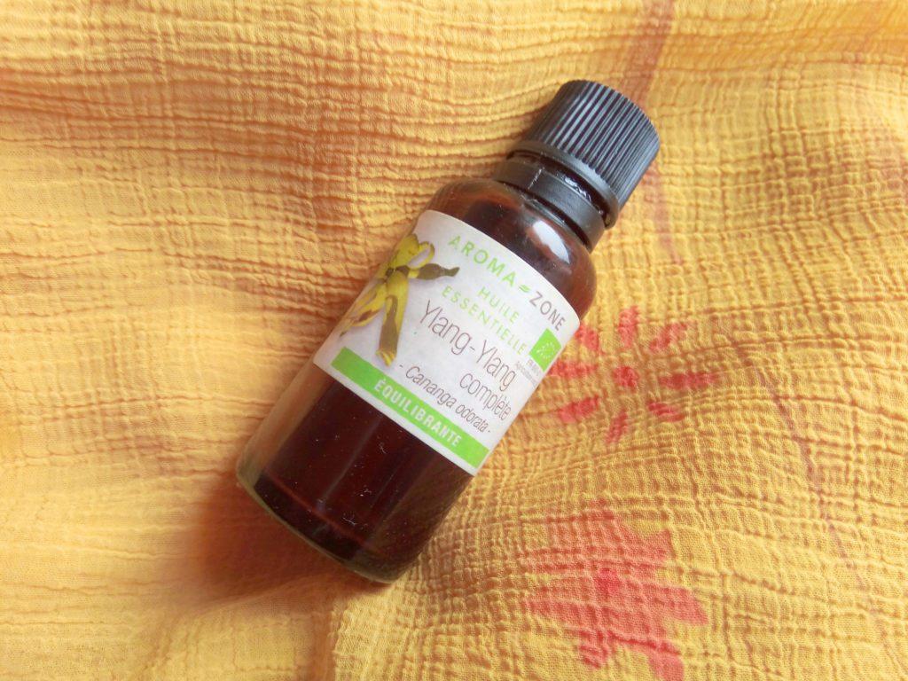 Эфирное масло иланг-иланг, эфирные масла для волос