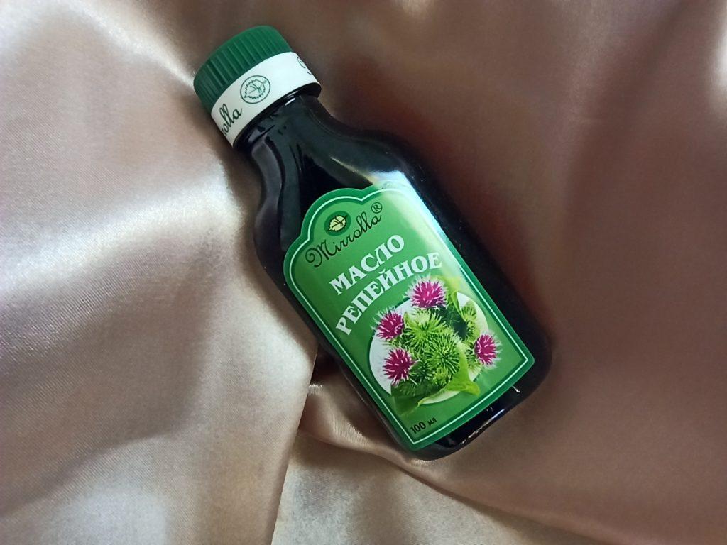 Репейное масло, аптечные средства для красоты